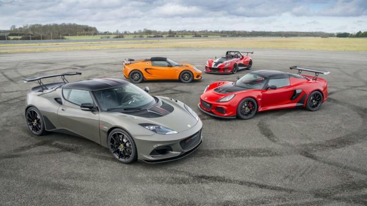 Lotus Cars Service