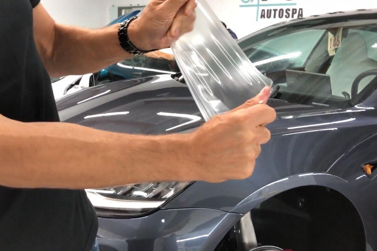 Get paint protection film