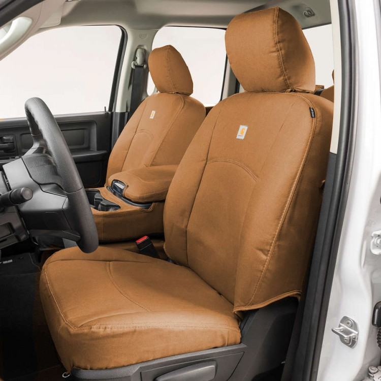 Install seat covers