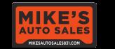 Mikes Auto Sales 831 logo