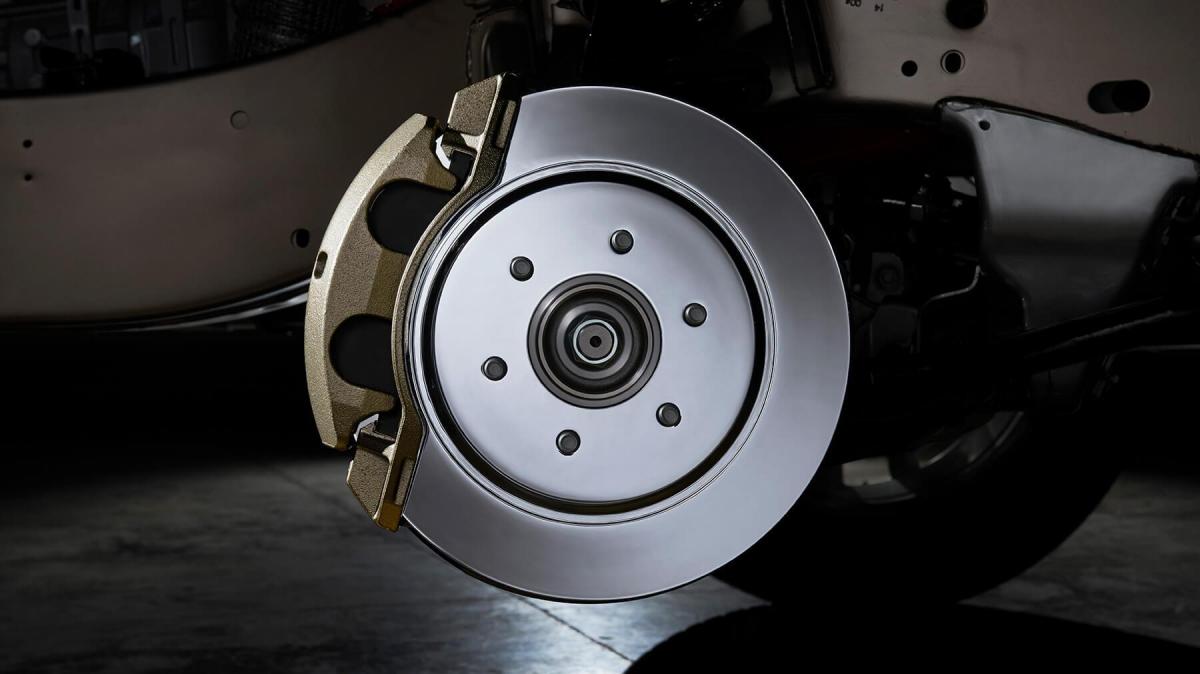 Nissan Vehicle Brakes