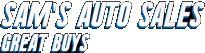 Sams Auto Sales Inc logo
