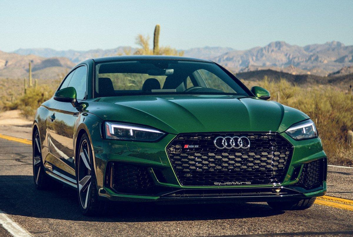 Audi RS5 Western Motors Fresno