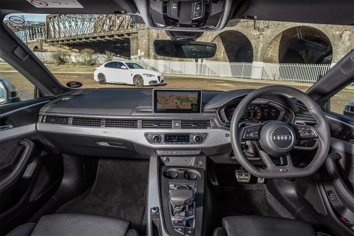 Alfa Romeo & Audi Interior Western Motors Fresno