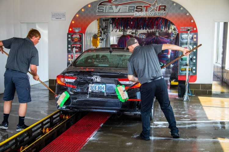 Car Wash Western Motors Fresno