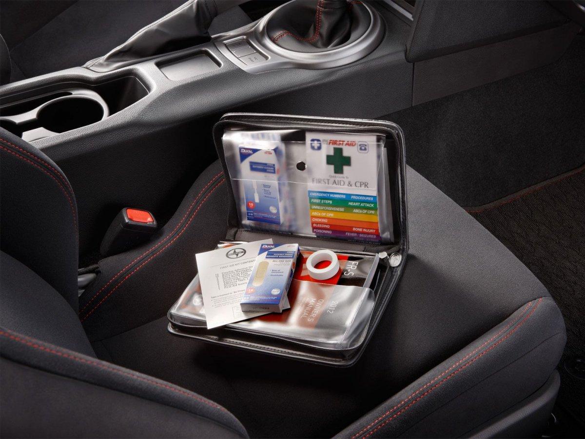 First Aid Western Motors Fresno